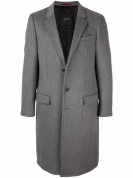 Loveless однобортное пальто 61B20200