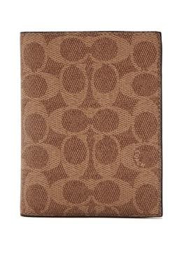 Обложка для паспорта с монограммами Coach 2219156145