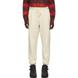 John Elliott Off-White Surplus Lounge Pants 192761M19001605GB
