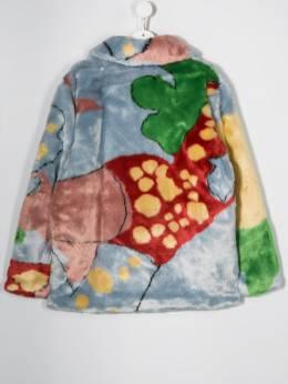 Stella McCartney Kids - шуба из искусственного меха All Together Now 630SNKB3955339560000