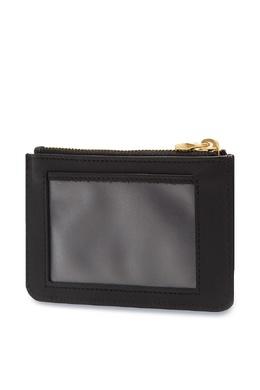 Черный кошелек со слотами для карт Max Mara 1947156446