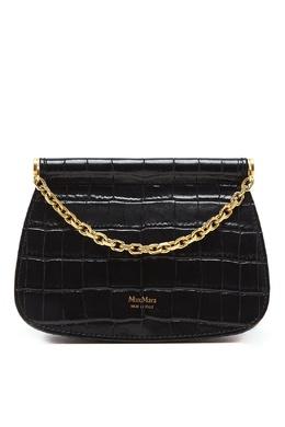Черная поясная сумка Max Mara 1947156442