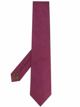 Church's галстук с вышивкой H01317