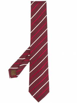 Church's галстук в полоску H01310