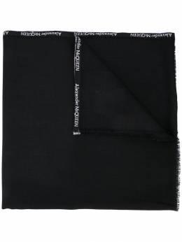 Alexander McQueen шарф с логотипом 5577113A32Q
