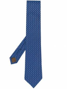 Church's галстук с узором H01228