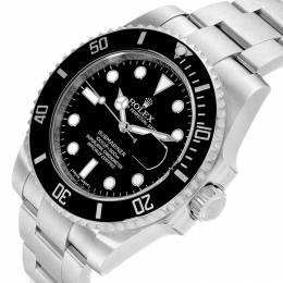 Rolex Black Stainless Steel Submariner 116610 Men's Wristwatch 40MM 232108