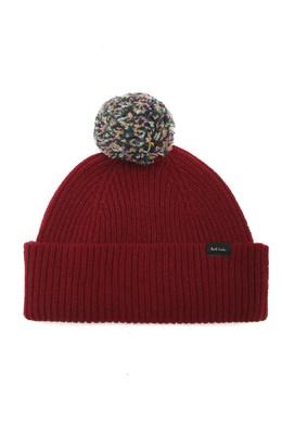 Красная шапка с помпоном Paul Smith 1924156859