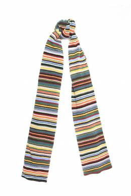 Шарф с разноцветными полосками Paul Smith 1924156939