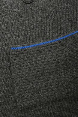 Серый свитер с отделкой Paul Smith 1924156765