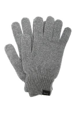 Серые перчатки из шерсти Paul Smith 1924156764