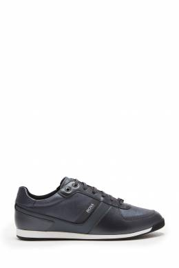 Темно-серые кроссовки Boss 1166156710