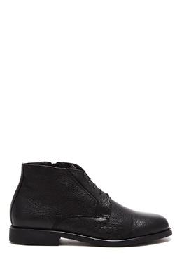 Черные ботинки на молнии Moreschi 2315156675