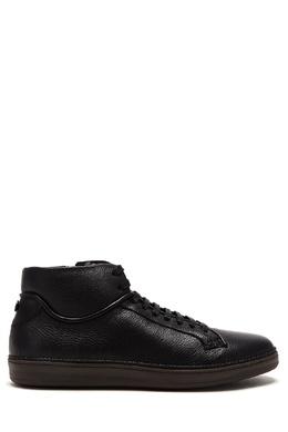 Черные кожаные ботинки с молнией Barrett 683156671