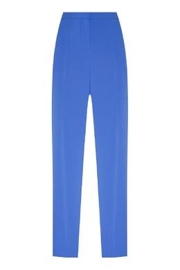 Синие брюки со стрелками Boss 1166156905