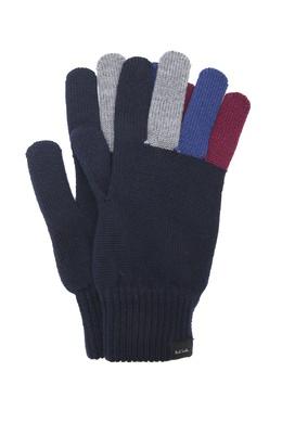 Шерстяные перчатки с цветными пальцами Paul Smith 1924156893