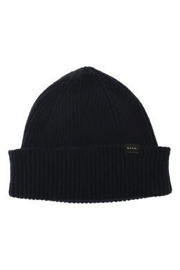Черная кашемировая шапка Paul Smith 1924156783