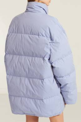 Голубая куртка-пуховик Alexander Terekhov 74102581