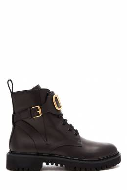 Черные ботинки VLOGO Valentino 210157133