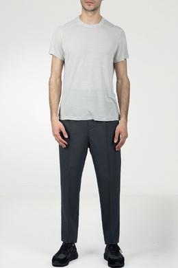 Темно-серые свободные брюки со стрелками Rick Owens 43157101