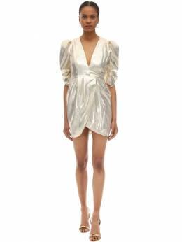 Короткое Платье Из Люрекса Alice Mccall 70IRTG018-R09MRA2