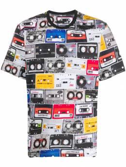 Love Moschino футболка с принтом M469900M4140