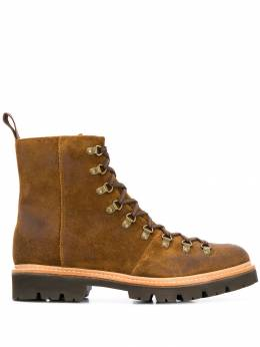 Grenson ботинки на шнуровке 111834