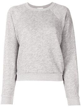 Re/Done свитер фактурной вязки 0155W5CSHEATHER