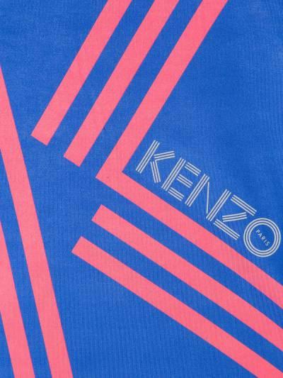 Kenzo Kids топ с логотипом KP10278482 - 3