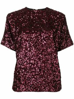 Victoria Beckham sequined T-shirt TPVV138PAW18