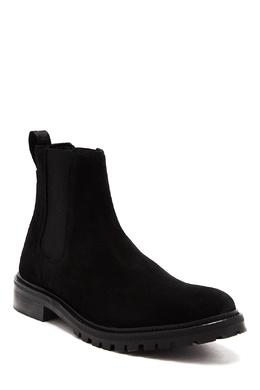 Черные ботинки Hugo Boss 622156707