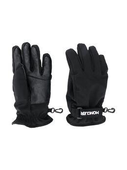 Moncler Kids - перчатки со вставками 06565366699995553066