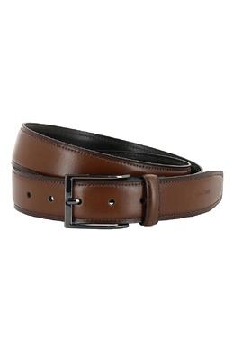 Коричневый кожаный ремень Strellson 585157834