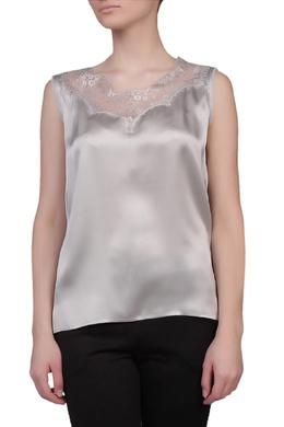 Блуза без рукавов с кружевной отделкой Escada Sport 2819157637
