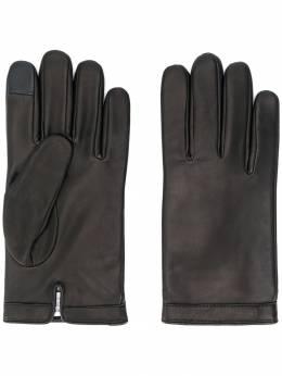 Calvin Klein перчатки с декоративной строчкой K50K505045