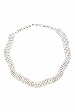 Браслет-змейка с кристаллами Alessandra Rich 3154902