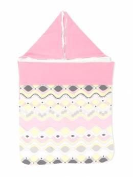 Emilio Pucci Junior - спальный конверт с принтом 559LB666596955536680