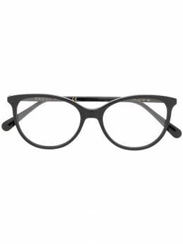 Gucci Eyewear очки в оправе 'кошачий глаз' GG0550O001