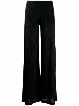 M Missoni - брюки широкого кроя с эффектом металлик 666930J669E953833390