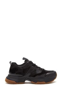 Черные кроссовки Boss 1166158247
