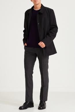 Куртка с воротником Hugo Boss 622158241