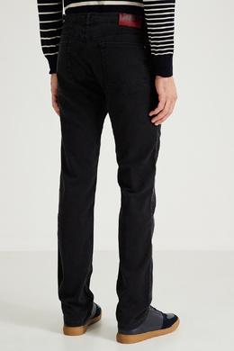 Темно-серые джинсы Hugo Boss 622158076