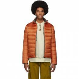 Herno Reversible Orange Ultralight Down Jacket 192829M17802404GB