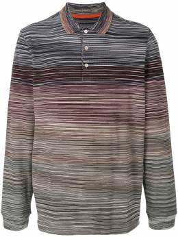 Missoni рубашка-поло в стиле колор-блок MUL00005BJ0014