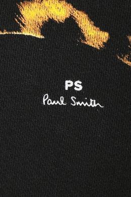Черный свитшот с принтом Paul Smith 1924159253