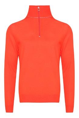 Красный свитер с застежкой-молнией Paul Smith 1924159194