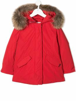 Woolrich Kids парка-пуховик Arctic с капюшоном WKCPS2099UT0573