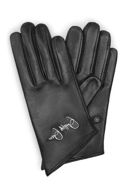 Кожаные перчатки с логотипом Philipp Plein 1795159151