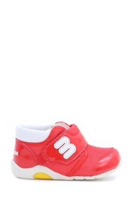Красные кроссовки с логотипом Miki House 3018159741