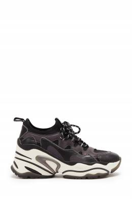 Демисезонные кроссовки на платформе Ash 6159035